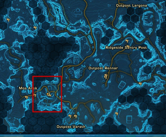 the black hole swtor map - photo #2