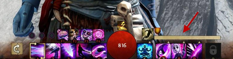 guild wars 2 how to change skill bar