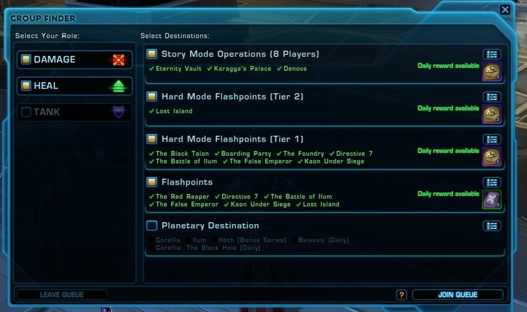 black hole commendations swtor - photo #29
