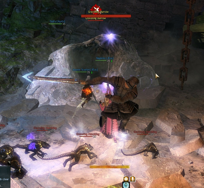 Guild Wars 2 Ascalonian Catacombs Story Mode Guide