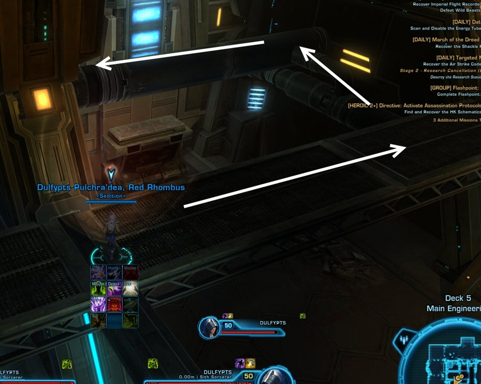 swtor how to get hk 51 companion