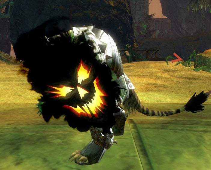 GW2 Halloween skins weapon and armor gallery - Dulfy