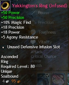 Gw Infused Ascended Ring