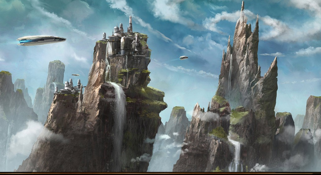 What eu legends planets would you like to see in the new - Paysage star wars ...