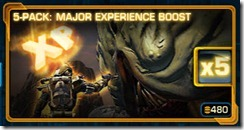 5-pack-major-experience-boost