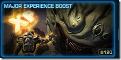 major-experience-boost