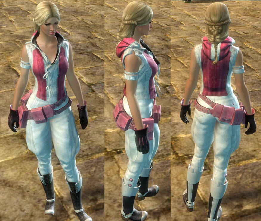 GW2 Stylish Hoodies and riding clothes in the Gemstore - Dulfy