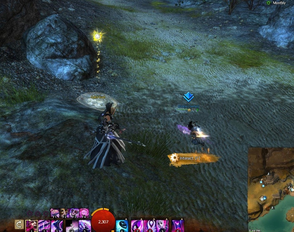 GW2 - GW2 Guild Rush Guild Mission guide | Time Keepers - Gaming