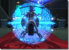 SWTOR new Blue Sphere speeder from Gree reputation vendor