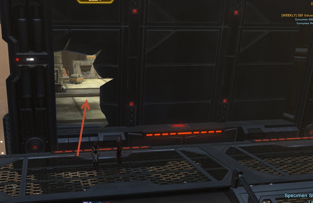 SWTOR Macrobinocular and seeker droid missions guide - Dulfy