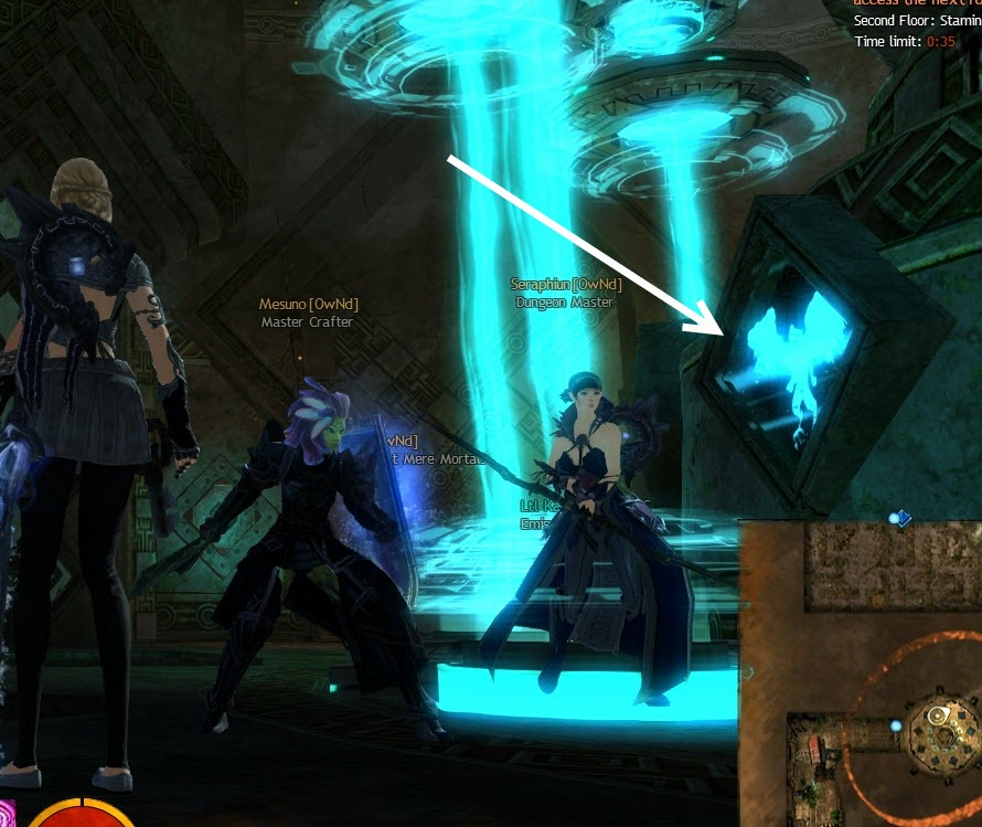 gw2 how to get guild exp