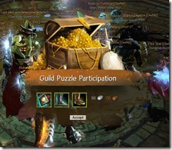 GW2 Guild Puzzles Guild Mission guide