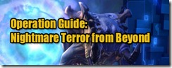 SWTOR Nightmare Terror from Beyond Operation Guide