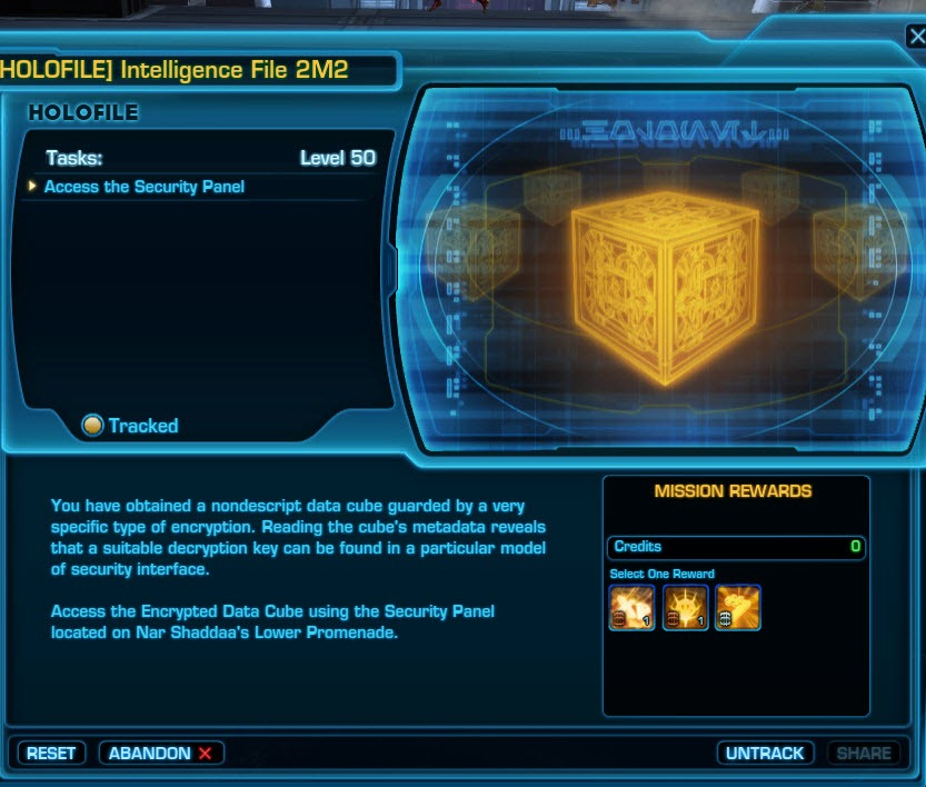 SWTOR Archon\'s Contraband Pack - Dulfy