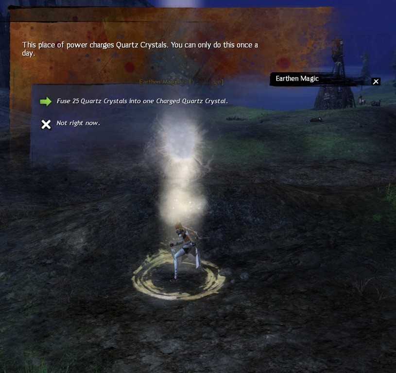 gw2 recipe for how to make immobulus