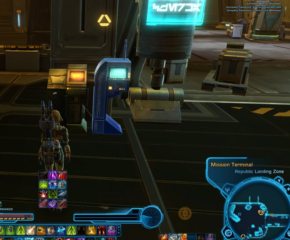 SWTOR CZ-198 Daily missions guide - Dulfy
