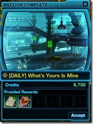 swtor-daily-what's-yours-is-mine-rewards