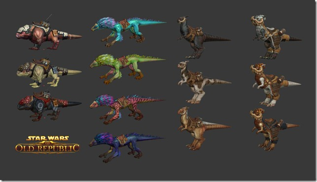 SWTOR_CreatureMounts