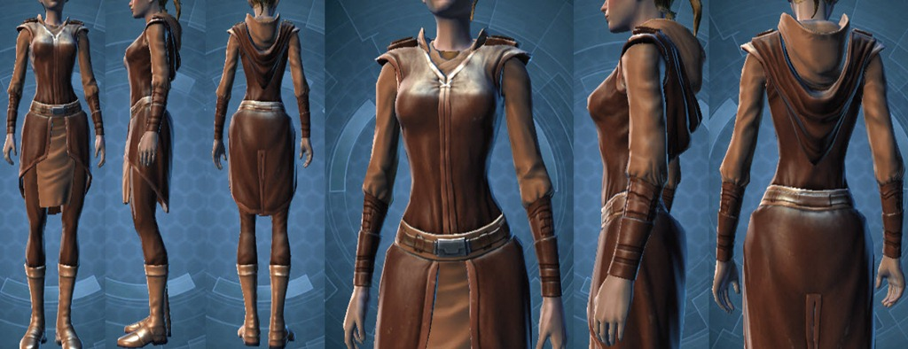 In Game Robes Like This Swtor