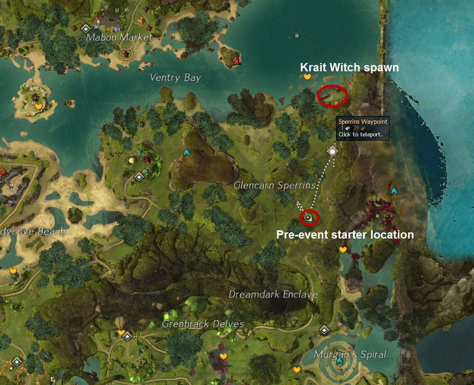 GW2 Patch Notes November 12th - Guild Wars 2 Life