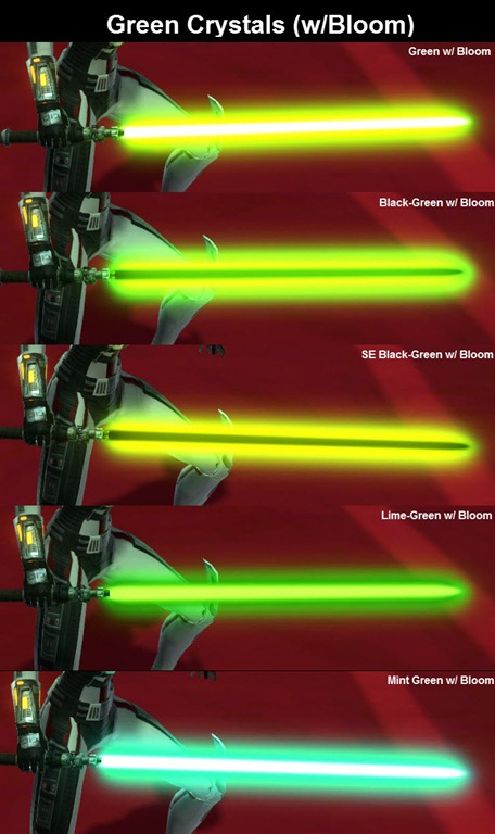 are lightsaber color meanings still canon starwars