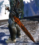 gw2-occam-grizzlemouth-mathilde's-blade-ascended-sword