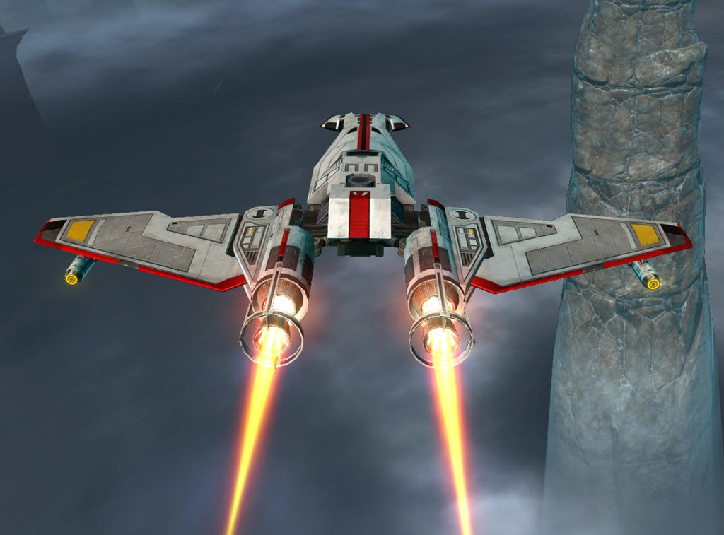 Swtor Galactic Starfighter Ships And Components Guide Dulfy