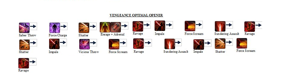 Vengeance Optimal Opener