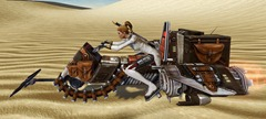 swtor-bh-7x-custom-hunter-speeder