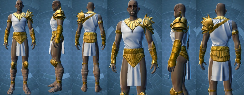 List Of Kotor I And Kotor Ii Armors Currently In Gamecoming Soon