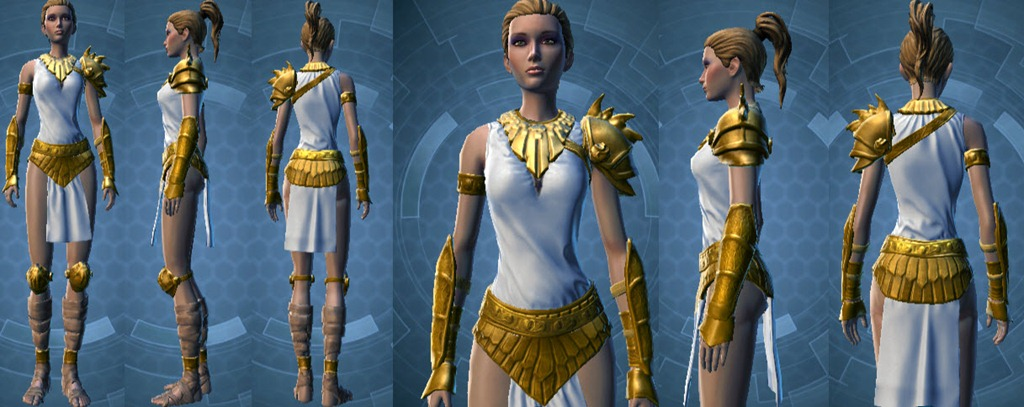 Star Wars The Old Republic List Of Kotor I And Kotor Ii Armors