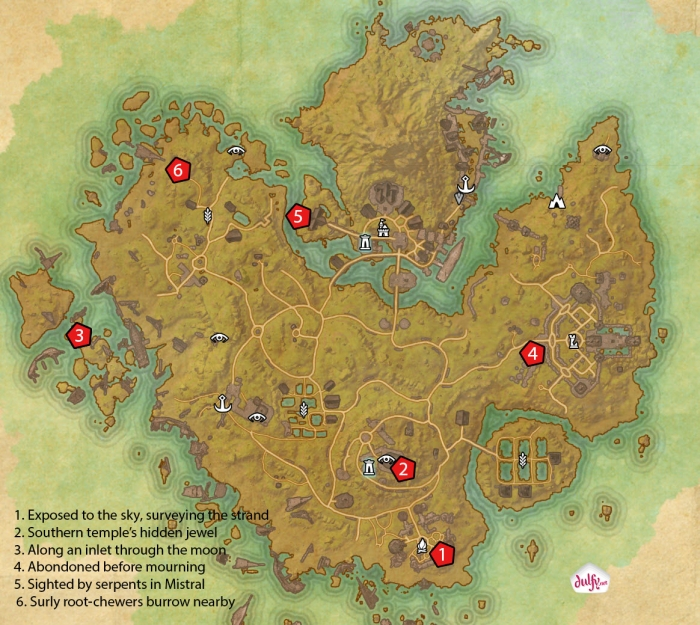 grahtwood treasure map 1 with 2484 on Watch further Treasure Maps Eso in addition Treasure Maps Guide also A2014041400576799 0 as well ESO  Grahtwood Treasure Map VI.