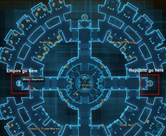 SWTOR Kuat Drive Yards Tactical Flashpoint guide