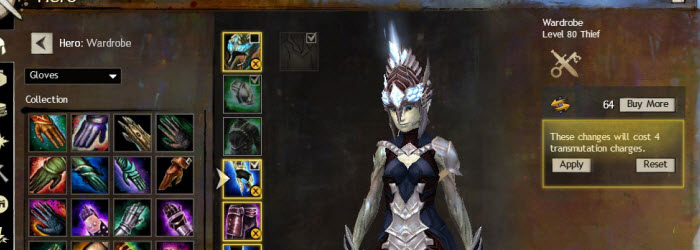 GW2 Dyes Wardrobe and Town Clothing FAQ