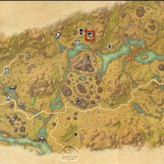 eso-deshaan-skyshards-guide-near-the-remnants-of-a-house-caravan