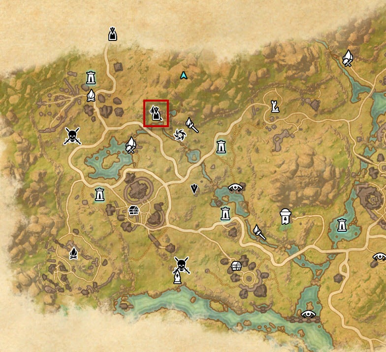 ESO Deshaan Skyshards Guide   Dulfy