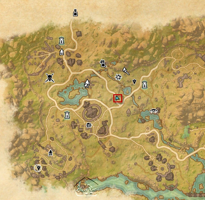 deshaan treasure map 3 with 1 on Coldharbour Skyshards likewise 1 together with Eso Ce Treasure Maps Location Guide moreover The Tower besides ZGVzaGFhbiBtYXAgZXNvIGJvc3M.