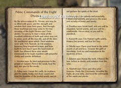 eso-lorebooks-divines-and-deities-nine-commands-of-the-eight-divines