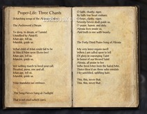 eso-lorebooks-poetry-and-song-proper-life-three-chants-2