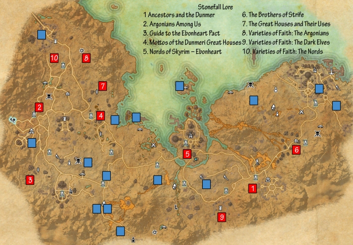 deshaan treasure map 3 with Eso Stonefalls Lore Books Guide on Coldharbour Skyshards likewise 1 together with Eso Ce Treasure Maps Location Guide moreover The Tower besides ZGVzaGFhbiBtYXAgZXNvIGJvc3M.