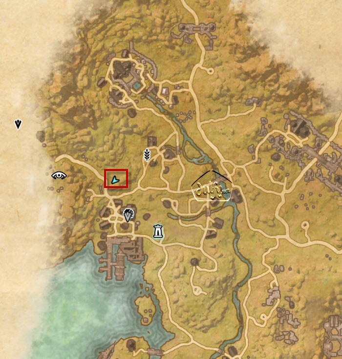 how to get to stormhaven eso