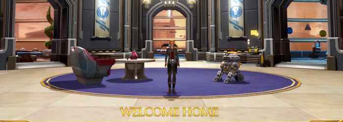 SWTOR Galactic Strongholds expansion