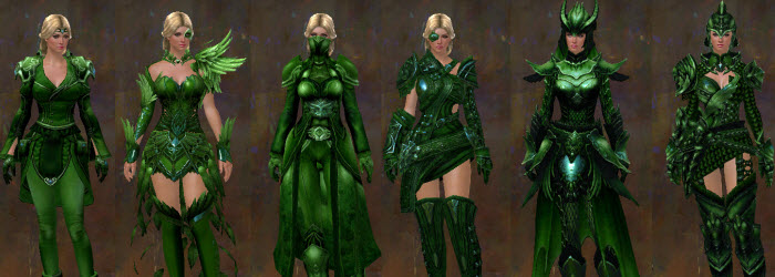GW2 Gemstore Update: Dyes Logging Tool & Finisher