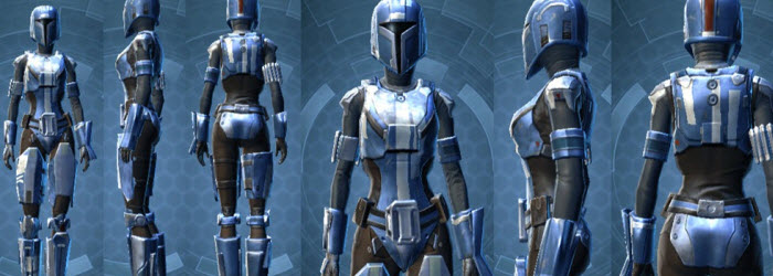 SWTOR Hotshot's Starfighter Pack Preview