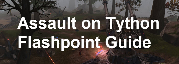 SWTOR Assault on Tython Flashpoint Guide