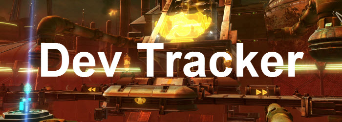 SWTOR Patch 3.1.2 PTS Patch Notes