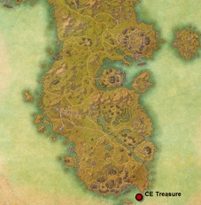 eso-auridon-ce-treasure-map-location