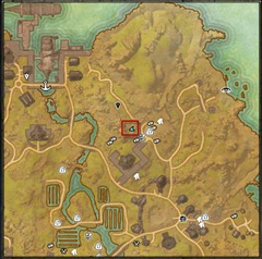 Bal Foyen Treasure Map World Map 07