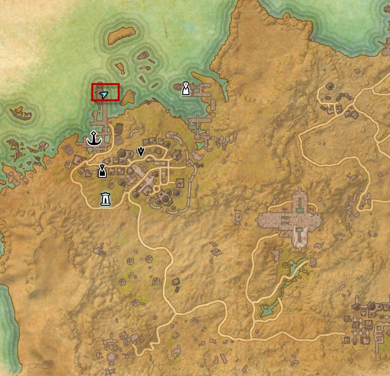 eso how to get to alik r desert