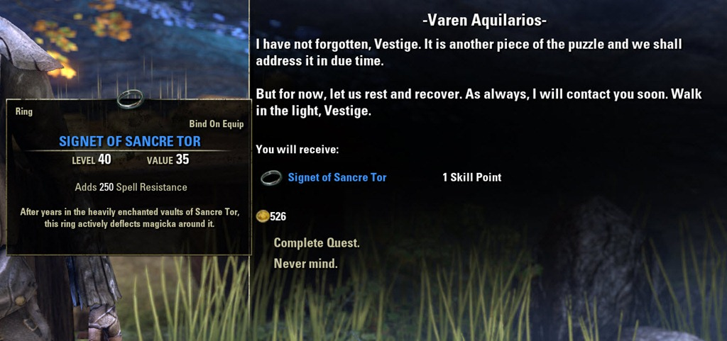 eso how to start main quest